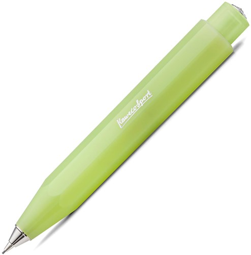 Kaweco Sport Frosted Fine Lime mechanical pencil 0.7mm