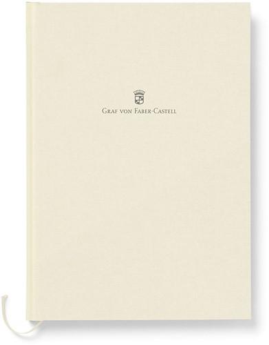 Graf von Faber Castell A5 Notebook chamois