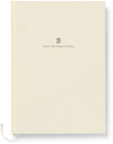 Graf von Faber Castell A5 Notitieboek chamois