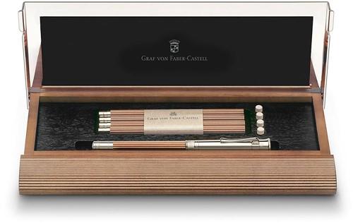 Graf von Faber Castell Perfect Pencil desk set brown