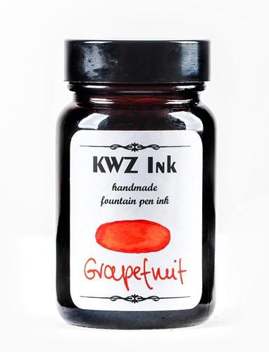 KWZ Grapefruit fountain pen ink 60ml