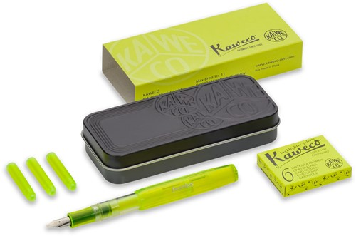Kaweco Sport Ice marker pen yellow SET