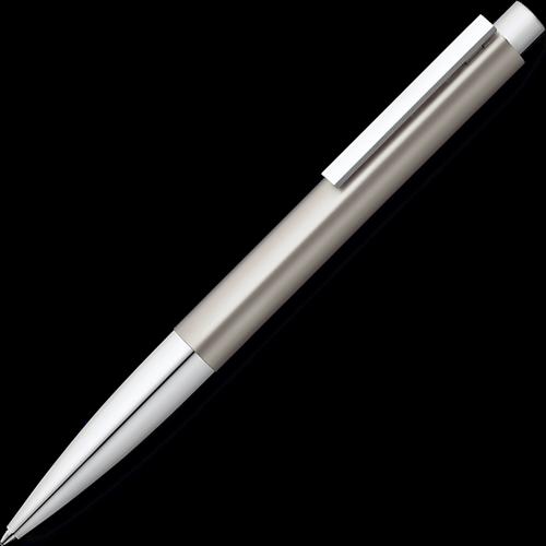 LAMY ideos palladium ballpoint pen
