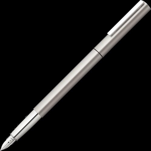 LAMY ideos palladium fountain pen