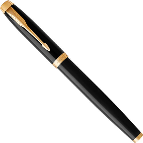 Parker IM Core Black and gold fountain pen