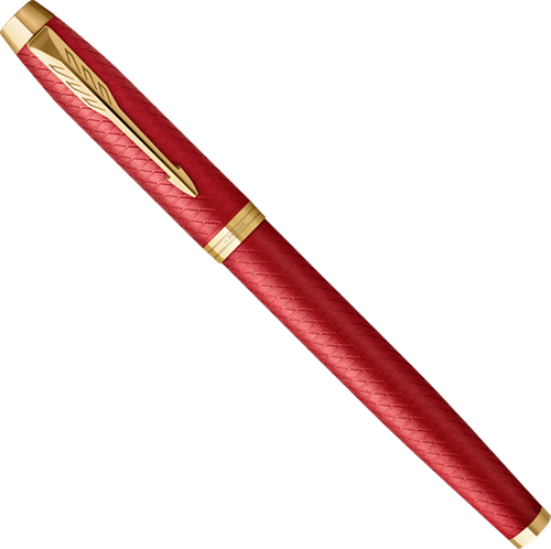 Parker IM Premium Red fountain pen