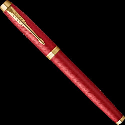 Parker IM Premium Rood vulpen
