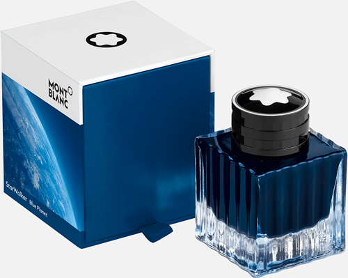 Montblanc Inkt fles StarWalker Blue Planet 50ml