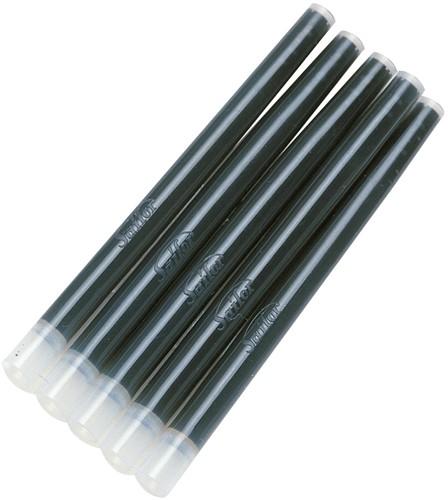 Sailor ink cartridges SLIM blue