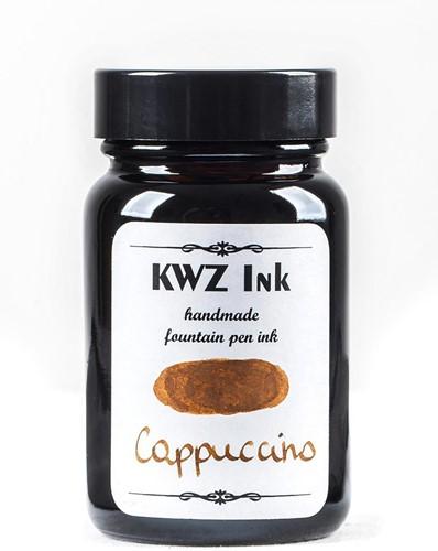 KWZ Cappuccino fountain pen ink 60ml