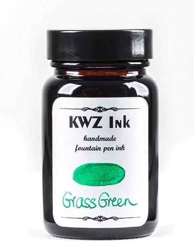KWZ Grass Green fountain pen ink 60ml