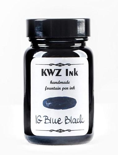 KWZ IG Blue Black vulpen inkt 60ml Iron Gall