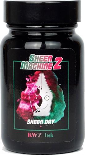 KWZ Sheen Machine 2 Day fountain pen ink 60ml