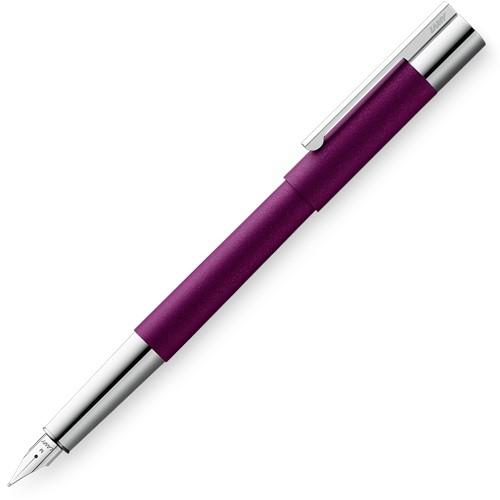 Lamy Scala dark violet fountain pen special edition