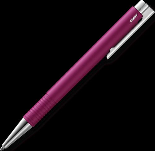 Lamy Logo M+ ballpoint pen Blackberry matt (special edition 2020)