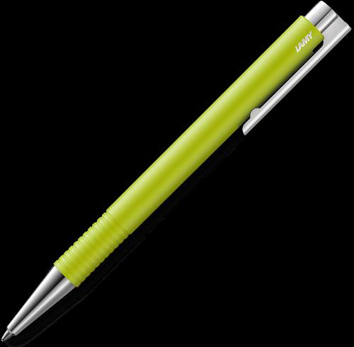 Lamy Logo M+ balpen Lime matt (speciale editie 2020)