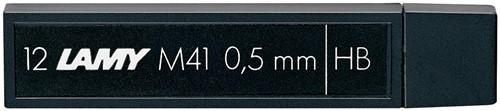 Lamy Graphite leads 0,5mm HB