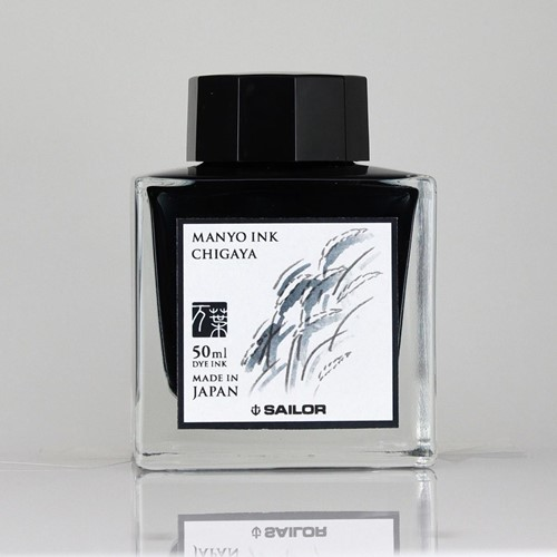 Sailor Manyo Chigaya ink 50ml