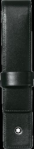 Montblanc Meisterstück pen pouch 1 pen black leather