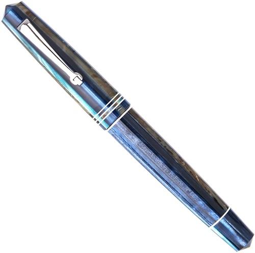 Leonardo Momento Zero blue Hawaii fountain pen