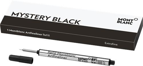 Montblanc Fineliner Refill Artfineliner EF Mystery Black 1 stuks
