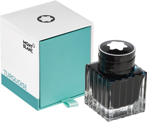 Montblanc Ink bottle Blue Palette Turquoise 30ml