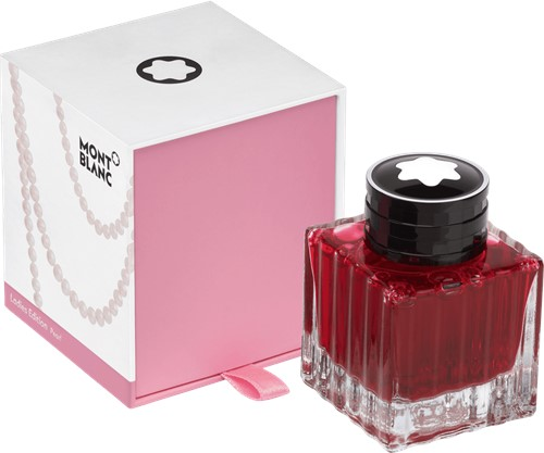 Montblanc Ink bottle Ladies Edition Pearl 50ml