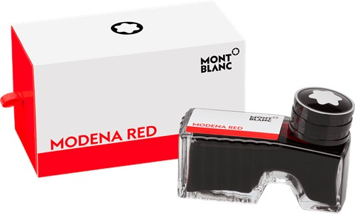Montblanc Ink bottle Modena Red 60ml