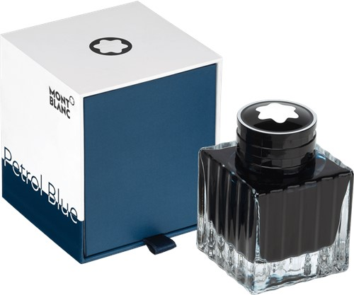Montblanc Ink bottle Petrol Blue Color of the Year 50ml
