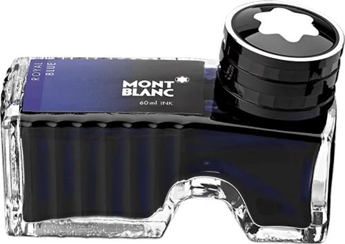 Montblanc Inkt fles Royal Blue 60ml
