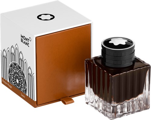 Montblanc Ink bottle Victor Hugo Writers Edition 50ml