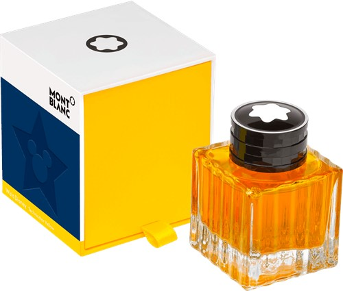 Montblanc Ink bottle Walt Disney, yellow 50ml