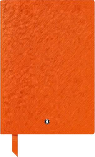 Montblanc Notebook 146 Manganese Orange
