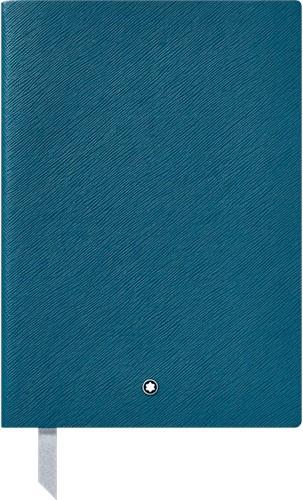 Montblanc Notitieboek 146 Petrol Blue