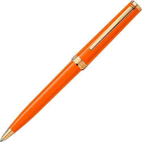 Montblanc Pix Manganese Orange ballpoint pen