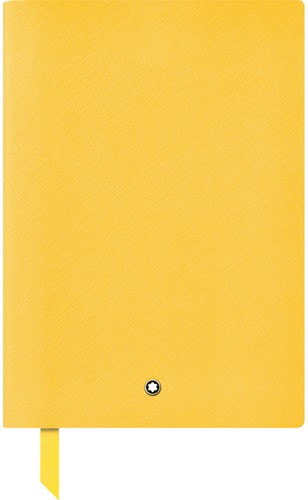Montblanc Notebook 146 Mustard Yellow