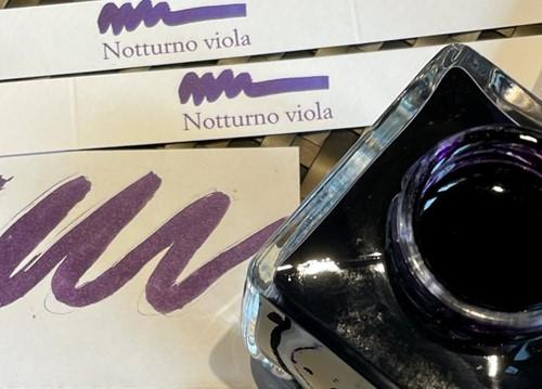 Scribo Notturno Viola ink 90ml