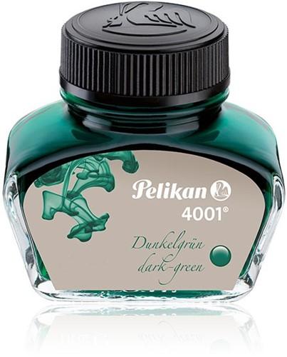 Pelikan 4001 ink dark green 62,5ml