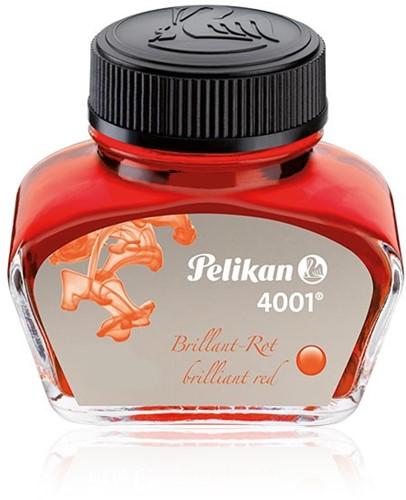Pelikan 4001 ink red 62,5ml