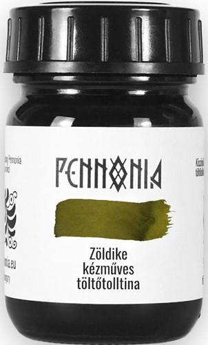 Pennonia Zöldike / Greenfinch fountain pen ink 50ml