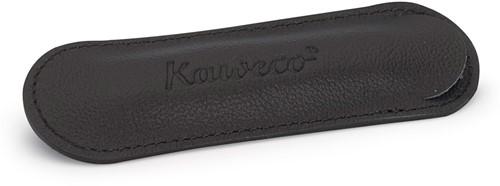 Kaweco Sport lederen etui voor 1 pen zwart