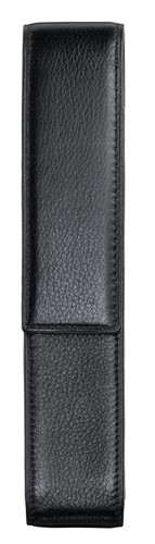 Lamy pen case for 1 pen, leather grained with velvety-matt surface