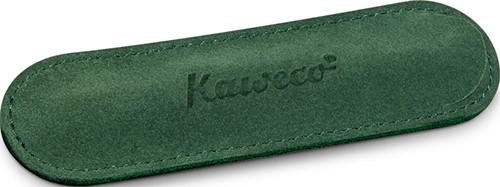 Kaweco Sport for 1 pen velours penpouch green