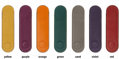 Leonardo Penpouch for 1 pen, available in various colors
