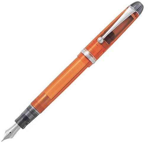 Pilot Custom 74 Orange fountain pen