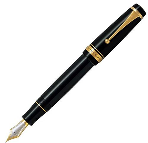 Pilot Custom Urushi Black fountain pen