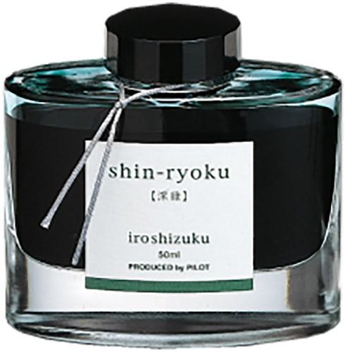 Pilot Iroshizuku Shin-Ryoku Green ink 50ml