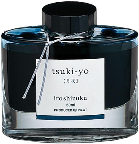 Pilot Iroshizuku Tsuki-Yo Blue ink 50ml