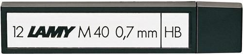 Lamy grafiet stiften voor potlood 0,7mm HB