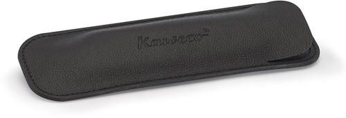 Kaweco lederen etui Eco Lang voor 2 pennen